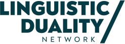 Logo for Linguistic Duality Network